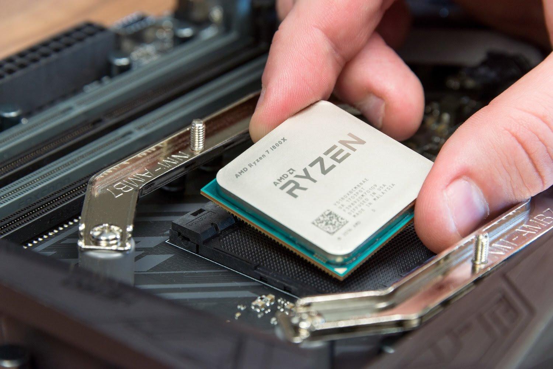 Chip AMD Ryzen 7
