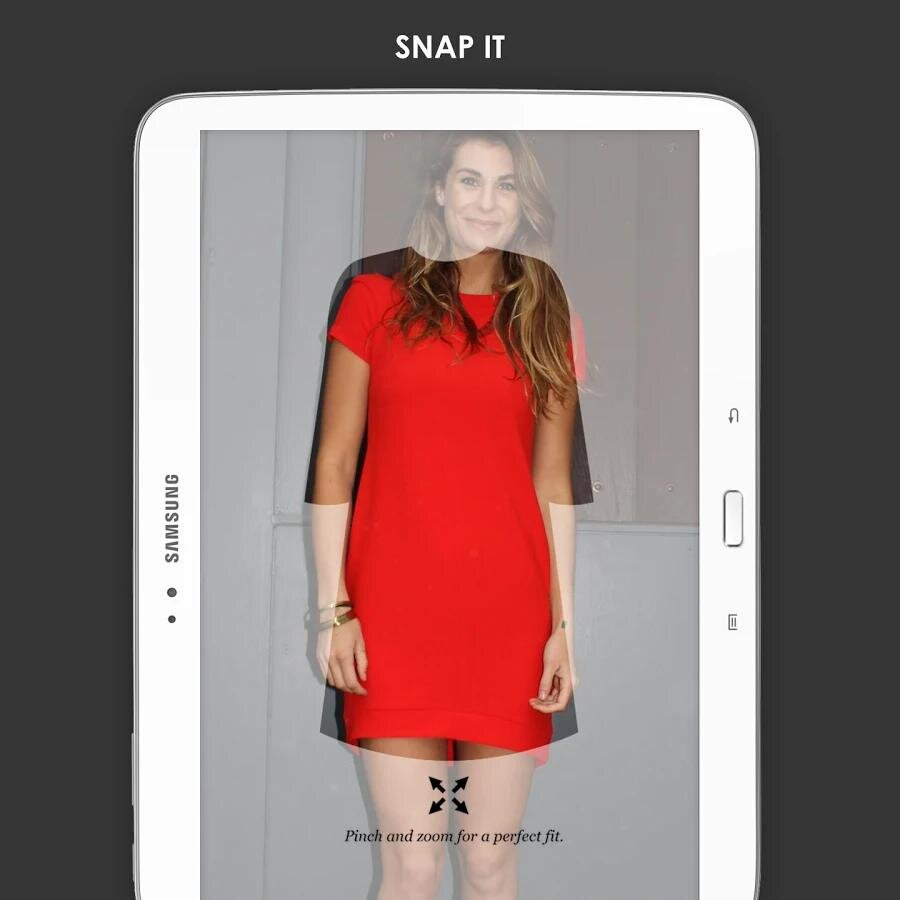 Snap Fashion - screenshot