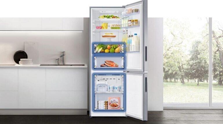 Các tính năng, tiện ích nổi bật trên tủ lạnh Samsung inverter 276 lít RB27N4190BU/SV