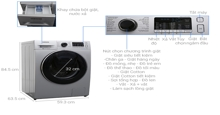 So sánh 3 máy giặt lồng ngang 8kg inverter Samsung – Loại nào tốt, giá rẻ ?