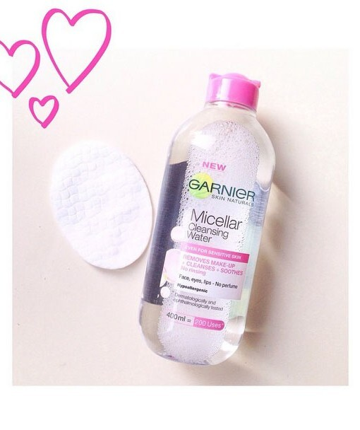 Nước tẩy trang Garnier Skin Naturals Micellar Cleansing Water