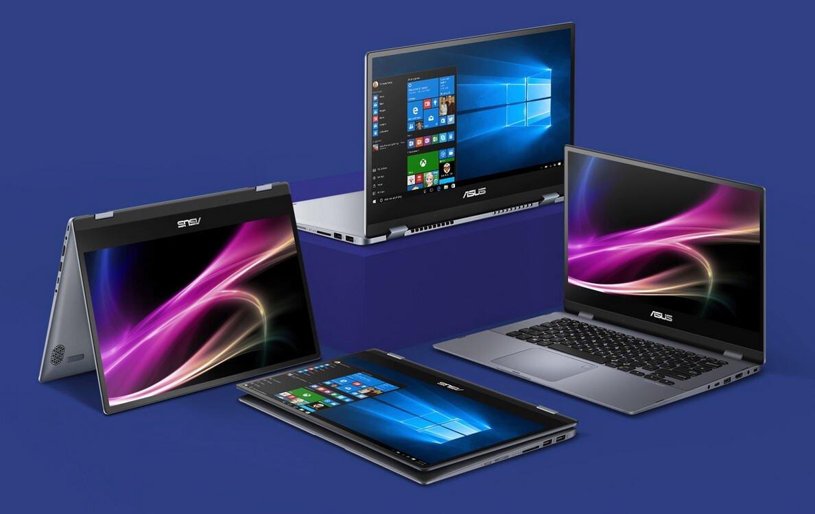 Asus VivoBook 2 in 1 Flip nổi bật với thiết kế sang trọng