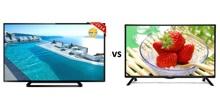 So sánh Tivi LED Toshiba 47L2450 và Smart Tivi LED LG 42LB582T