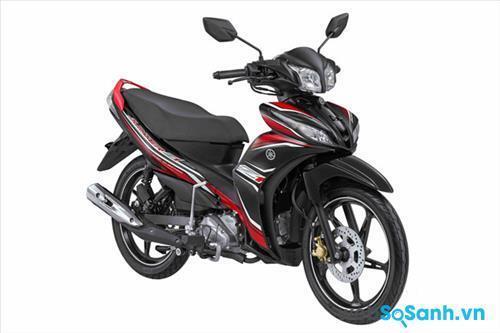 Thiết kế của Yamaha Jupiter được nhiều người ưa thích