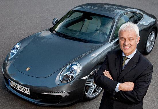Ông chủ tập đoàn Porsche chính thức trở thành CEO của Volkswagen