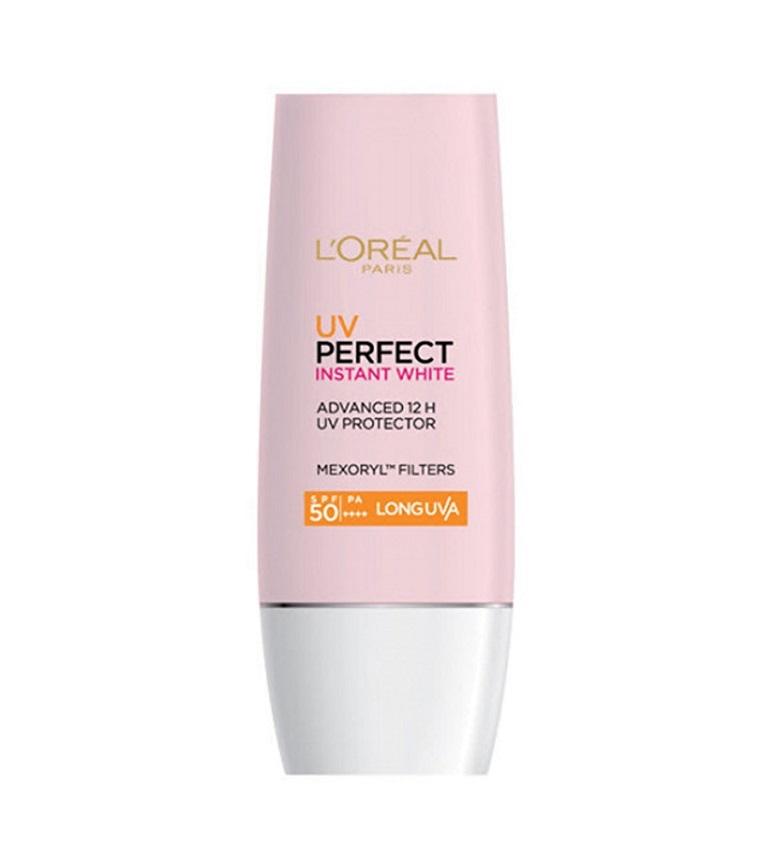 Kem chống nắng dưỡng trắng da L'Oreal UV Perfect Instant White
