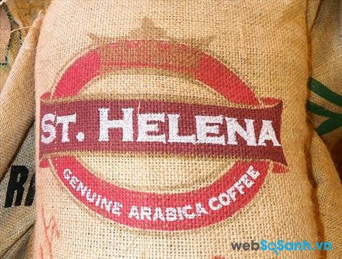 St. Helena Coffee Company's Island (St. Helena)