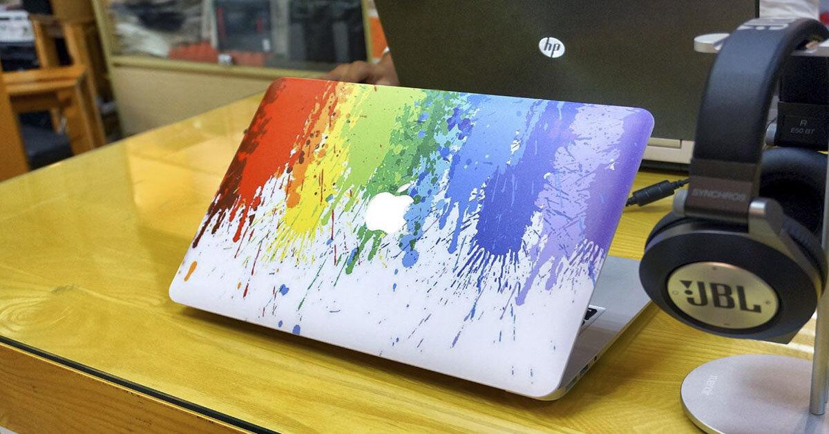 Ốp Macbook điểm nhấn phong cách không thể nào quên