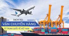 Order vận chuyển hàng Trung Quốc về Việt Nam cần lưu ý những điều quan trọng gì ?
