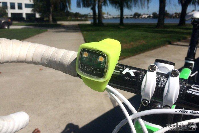 ORP – chuông và đèn thông minh cho xe đạp
