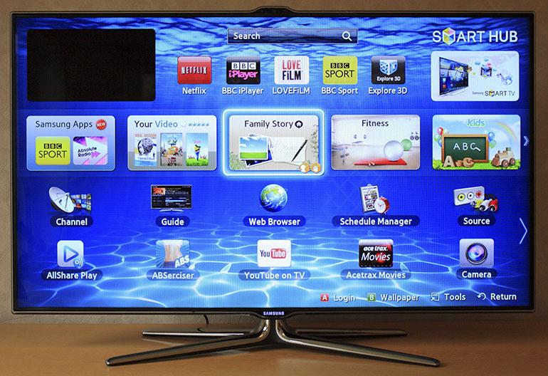 Khám phá 3 hệ điều hành thông dụng nhất trên smart tivi