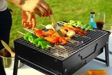 Cách sử dụng bếp nướng than hoa – củi đơn giản và an toàn nhất