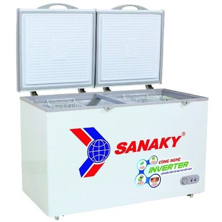 Tủ đông 2 ngăn Sanaky VH-2599W3