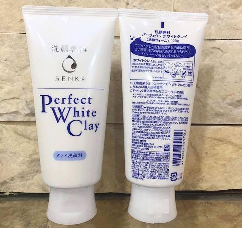 Giới thiệu đôi nét về thương hiệu sữa rửa mặt Perfect White Clay