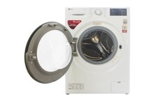 Máy giặt 8kg lồng ngang LG có những công nghệ giặt giũ nổi bật nào ?
