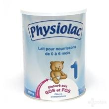 Sữa Physiolac số 1 có tốt không, giá bao nhiêu tiền ?