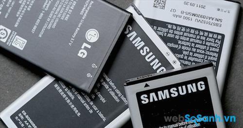 Bạn có biết pin của điện thoại làm bằng gì không?