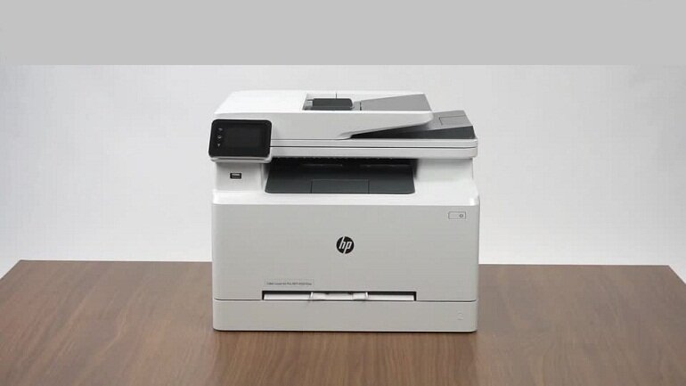 Máy in ảnh HP LaserJet Pro M281fdw đa năng