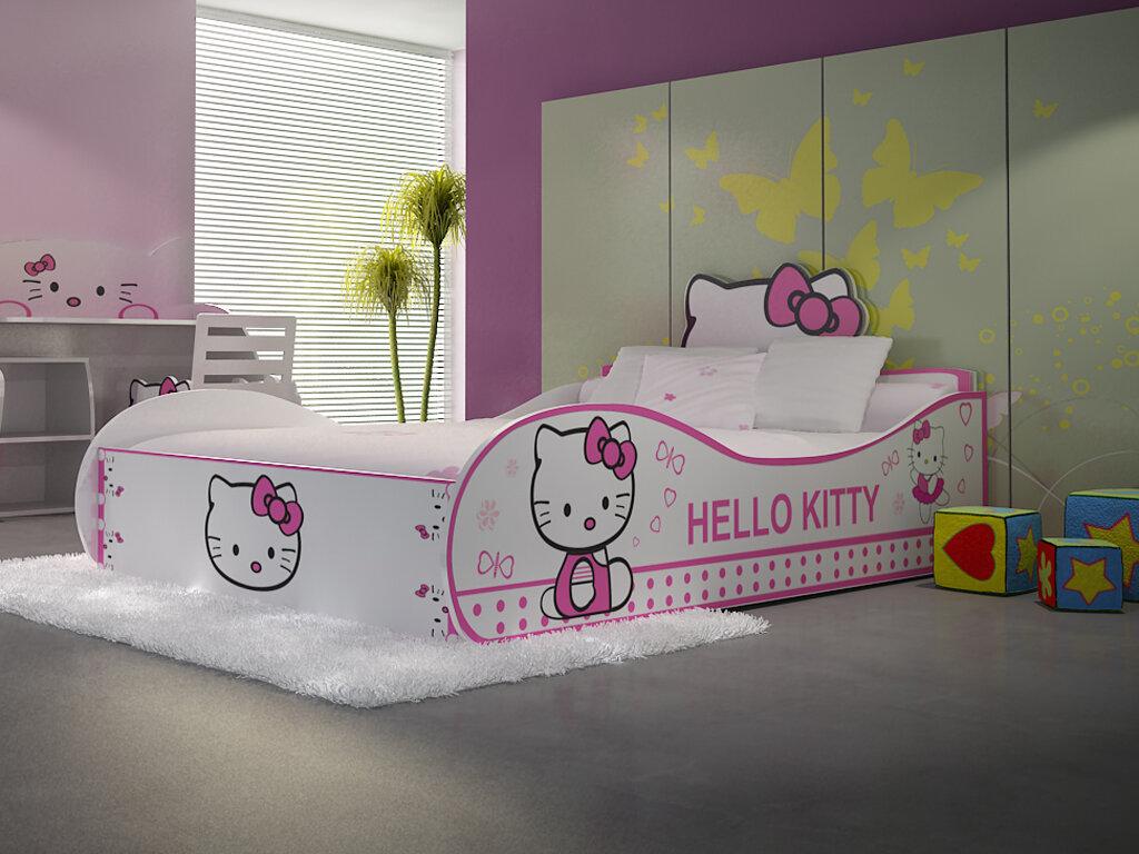 Mẫu giường ngủ này với thiết kế cực kỳ tiết kiệm không gian cho phòng ngủ của bé yêu