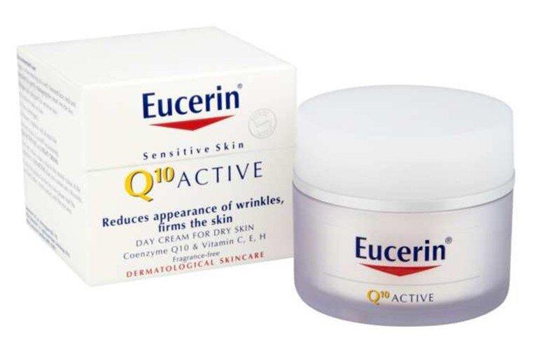 Kem dưỡng da chống lão hóa Eucerin Q10 Active Day Cream