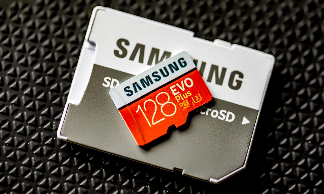 Thẻ nhớ 128GB Samsung Memory Evo Plus