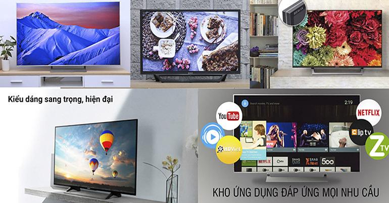 Smart tivi Sony chất lượng có tốt không ? Có nên mua về sử dụng không ?