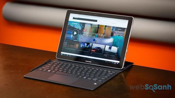 Máy tính bảng giá rẻ, máy tính bảng Samsung Galaxy book