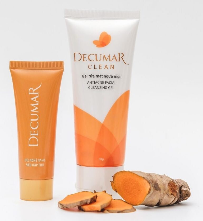 Kem Decumar có tác dụng gì trong việc điều trị mụn và trị thâm cho da