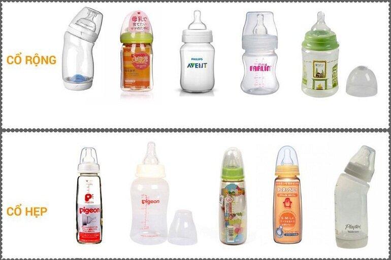 4 tiêu chuẩn chọn mua bình sữa cho bé mà mẹ nên biết