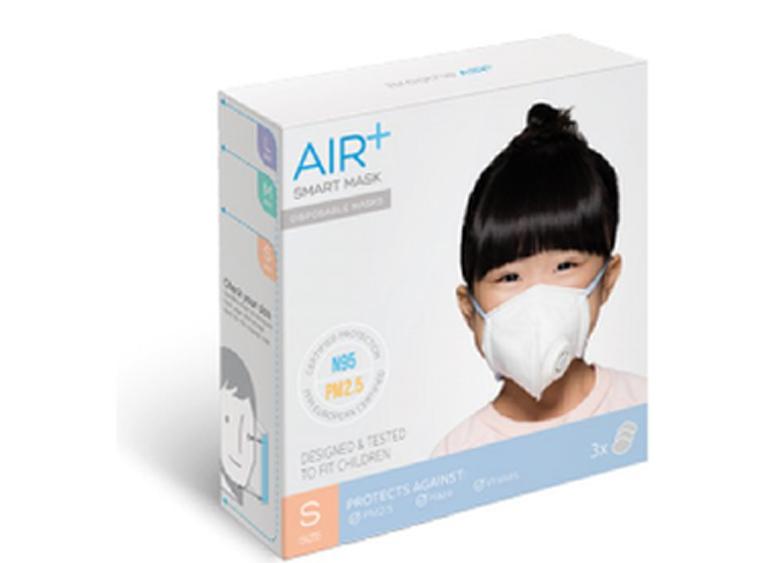 Khẩu trang thông minh Airplus (Air+) Singapore