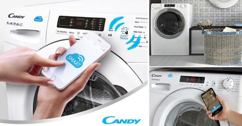 Máy giặt Candy có tốt không ? Máy giặt Candy của nước nào sản xuất ?