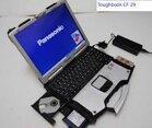 Panasonic Toughbook CF-SX2: Chắc chắn + thô