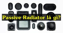 Passive radiator là gì? Tác dụng của nó trong thiết kế loa hiện nay?