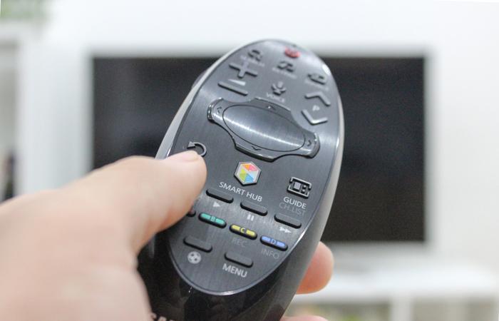 điều khiển tivi thông minh