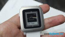 Pebble Time đạt kỷ lục gây quỹ 20 triệu USD trên Kickstarter