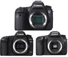 So sánh máy ảnh Canon EOS 700D và Canon EOS 6D