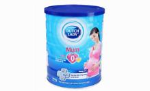 Sữa bột Cô gái Hà Lan Dutch Lady Mum dành cho bà bầu có tốt không?