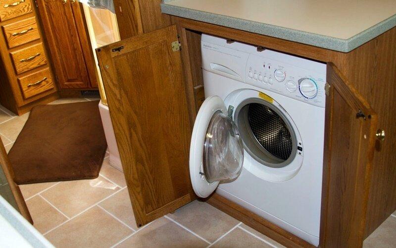 Nên bố trí máy giặt ở đâu thì hợp phong thủy?