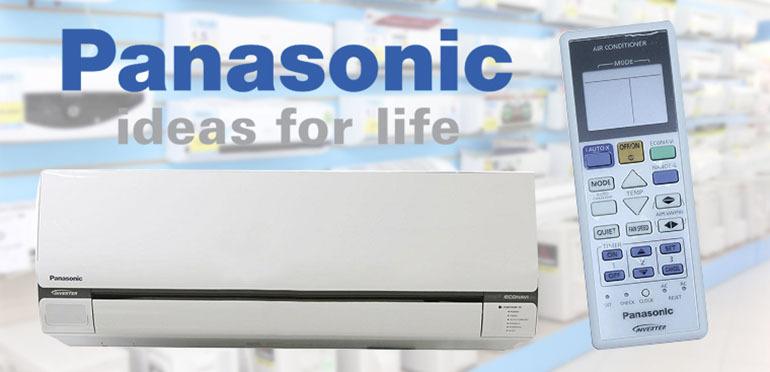 Điều hòa Panasonic nhập khẩu Thái Lan vẫn được ưa chuộng hơn hàng sản xuất trong nước