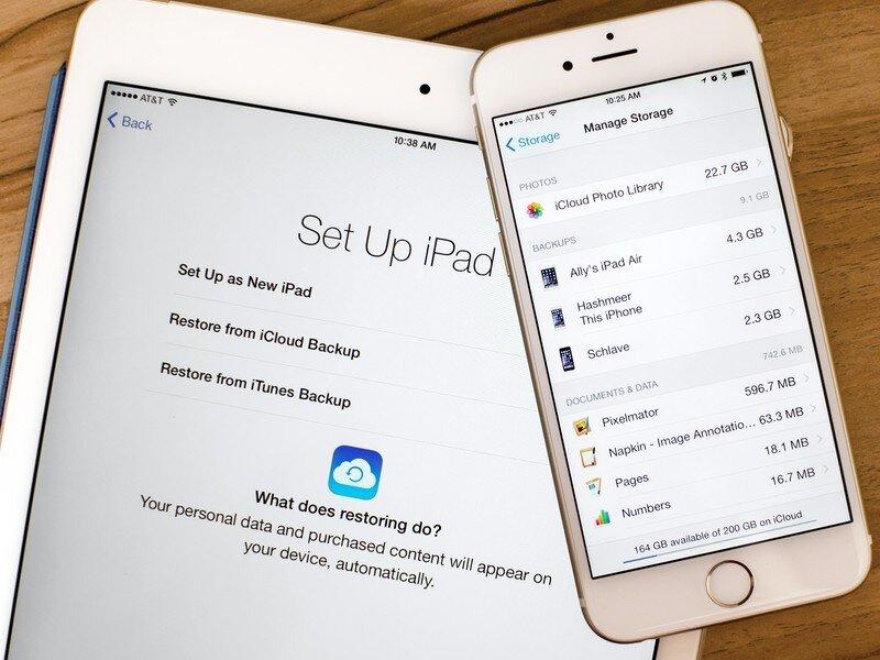 Hướng dẫn cài đặt chế độ DFU cho iPad