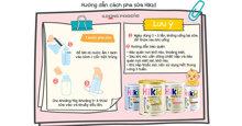 Pha sữa Hikid dễ hay khó? Hướng dẫn cách pha chuẩn cho mẹ