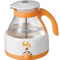 Pha sữa ngon hơn với máy hâm nước Fatzbaby FB3005SL có nhiệt kế