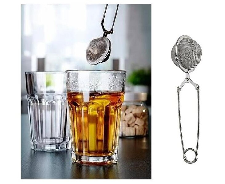 Pha trà không cần ấm trà với dụng cụ lọc trà thông minh