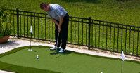 Phân biệt các loại thảm tập golf phổ biến hiện nay