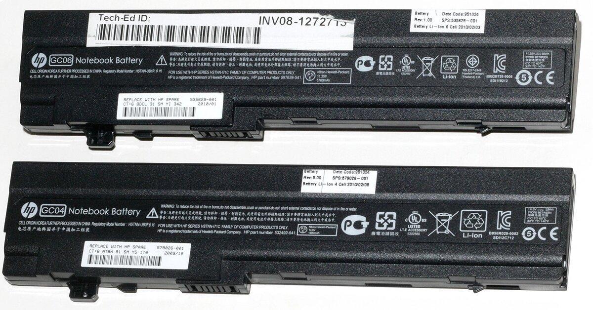Phân biệt pin laptop chính hãng và pin giả, kém chất lượng