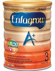 Phát triển trí não toàn diện với sữa bột Enfagrow A+ 3