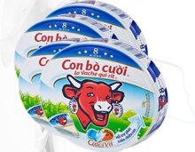 Phô mai Con bò cười có những loại nào? Bảng giá phô mai Con bò cười