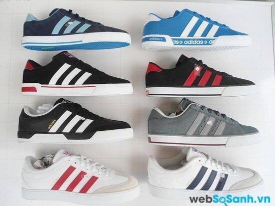 Phong cách trẻ trung và cá tính với giày adidas NEO