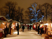 Phong tục đón Giáng sinh ở các nước trên thế giới