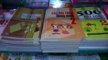 Phụ huynh có nên mua sách tham khảo cho học sinh tiểu học?